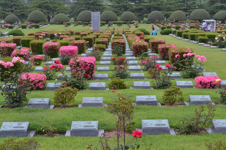 Мемориальный парк ООН (재한유엔기념공원)